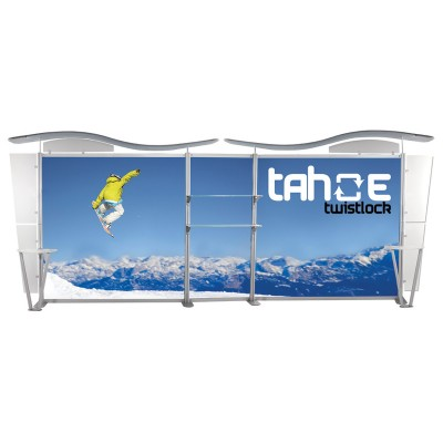 20 ft. Tahoe Twistlock Display
